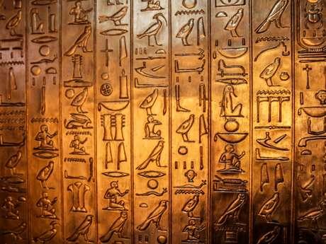 """Atelier d'écriture """"Hiéroglyphes"""""""