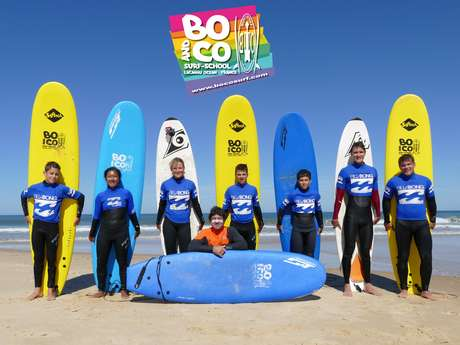 BO & Co - Ecole de Surf et de Bodyboard