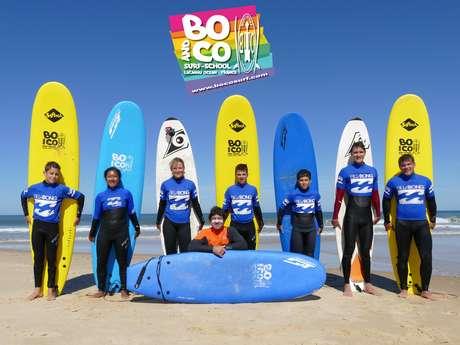 BO & Co - Ecole de Surf et de Bodyboard
