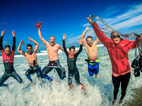 UCPA - Le Surf Sans Frontières