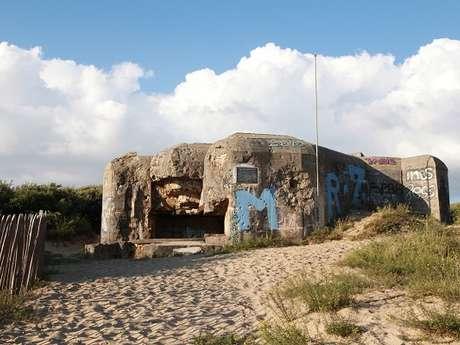 Visite guidée du mémorial de la forteresse du nord Médoc