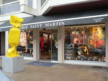Galerie Saint Martin - Arcachon centre