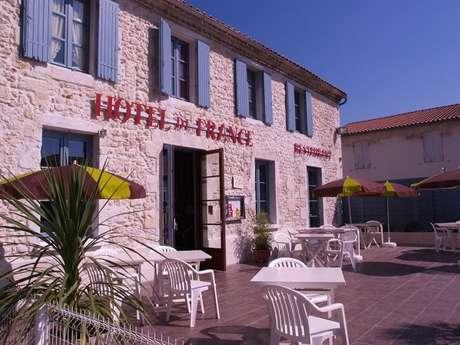 Hôtel de France Chez Gilles et Marika