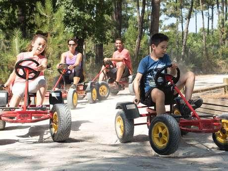 Parc de l'Aventure - Kart Aventure