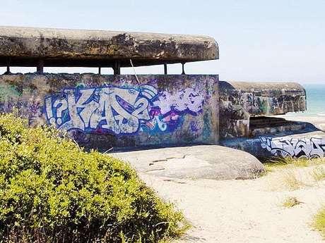 LRG 39-45 (Legacy Remember Gironde) - Visites de Bunkers et balades en Jeep