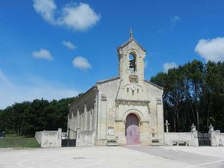 Voie Historique du Chemin de Compostelle par la Chapelle Saint Jean-Baptiste de l'Hôpital