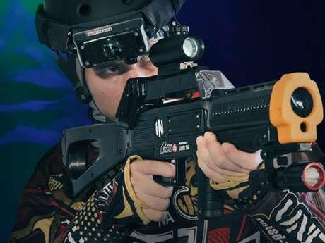 Les 3 Bandits - Laser Game