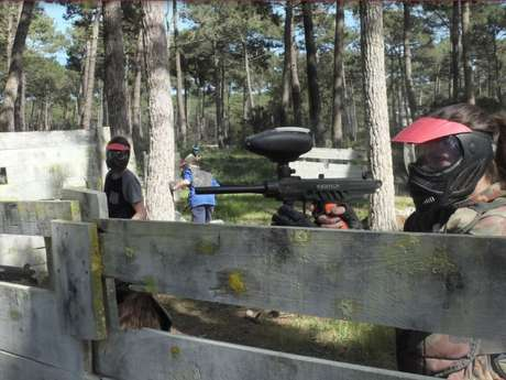 Les 3 Bandits - Paintball