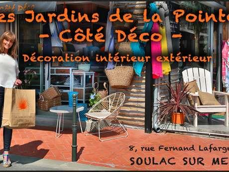 Les Jardins de la Pointe - Côté Déco