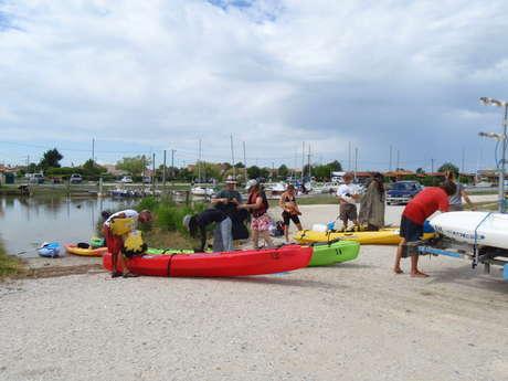 Cercle Nautique du Verdon - Kayak