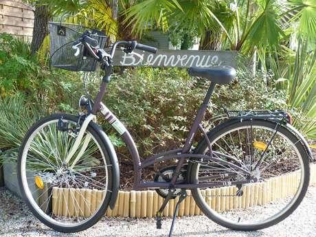 Domaine La Résinière - Location de vélos