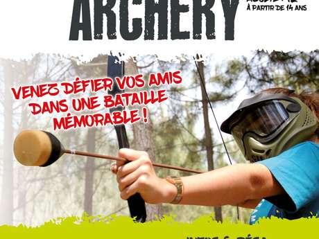Parc de l'Aventure - Swap Archery