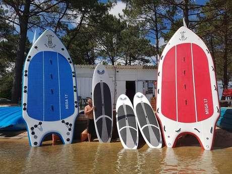Plein R' Loc - Stand-Up Paddle