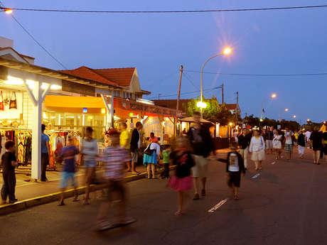Lundi nocturne : la rue déambule !