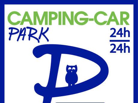 Aire de camping-cars La Pinède, Montalivet