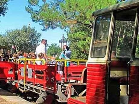 Le train touristique (P.G.V.S.)