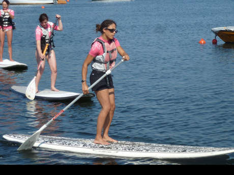 Evolution 2 Lacanau Stand'Up Paddle school