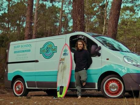 Tombottom Surf Truck
