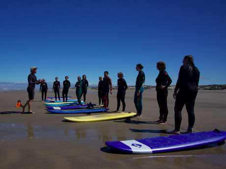 Ulmo Surf School