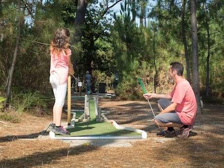 Parc de l'Aventure - Mini Golf