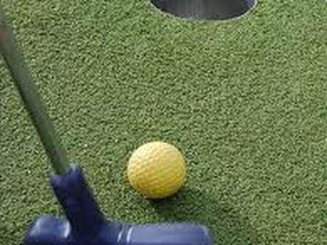 Mini-golf UCPA bombannes