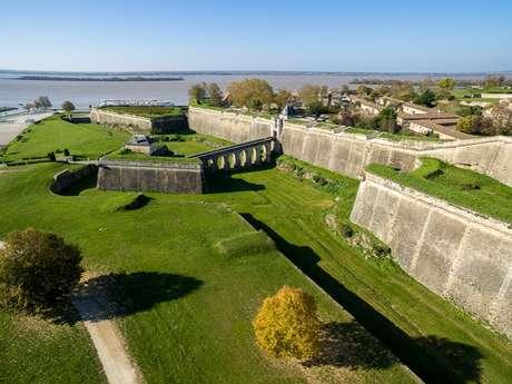 Citadelle de Blaye, patrimoine mondial de l'UNESCO