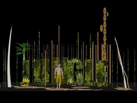 """""""Jungle"""" - Compagnie Eclats"""