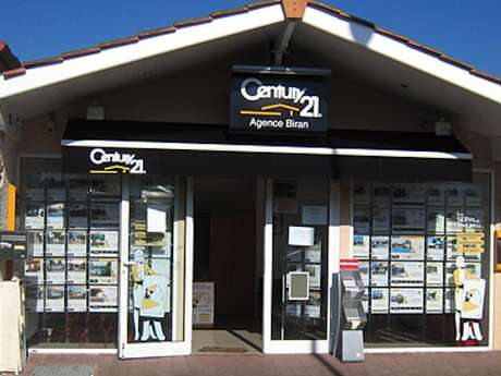 Century 21 - Agence Biran Montalivet
