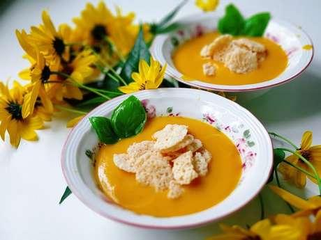 Espace plaisir Aidants-Aidés / Soupe aux potirons