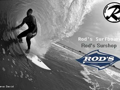 Rod's Surf Shop