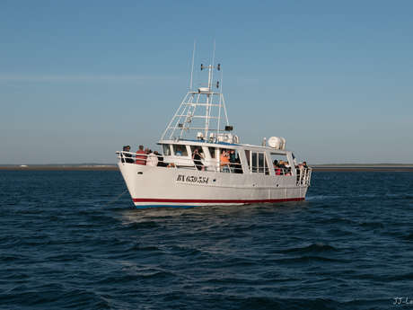 Vedettes La Bohême - Pêche en mer