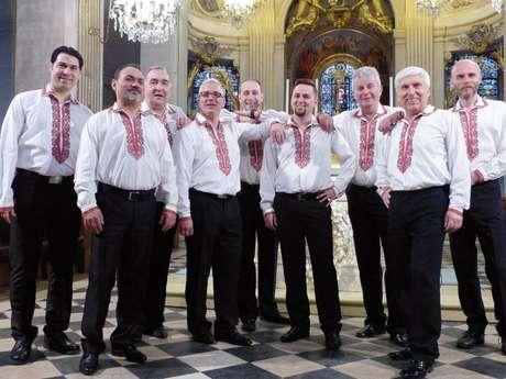 """Concert """"Le Choeur d'Hommes Bulgare de Sofia"""""""