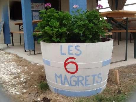 Les 6 Magrets