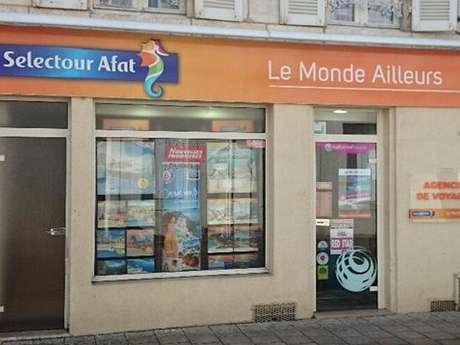 AGENCE DE VOYAGES SELECTOURAFAT LE MONDE AILLEURS