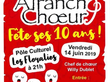 ATRANCHE' CHOEUR