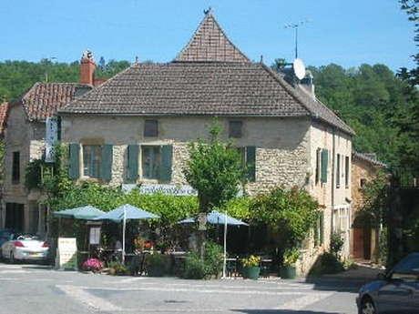 Restaurant L'Hostellerie de Goujounac