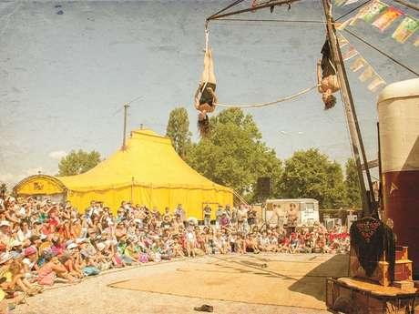 9ème Festival de Cirque des Effilochés