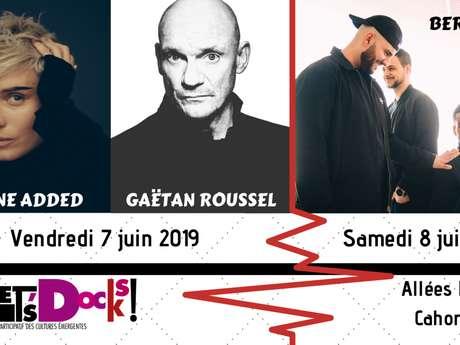 Festival Let's Docks 2019 - Concerts du 7 juin