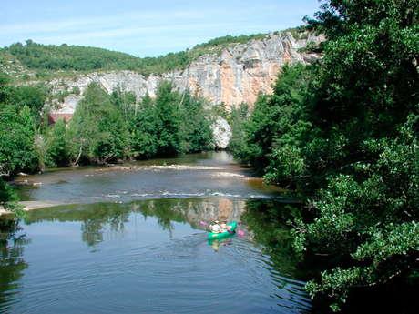 Location de canoës - Camping Le Moulin Vieux