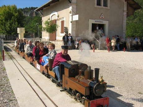 Mémorail - Quercy vapeur