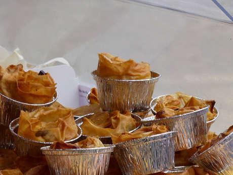 Marché Gourmand au Montat