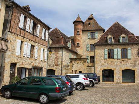 Circuit sur les Terres des Barons de Castelnau