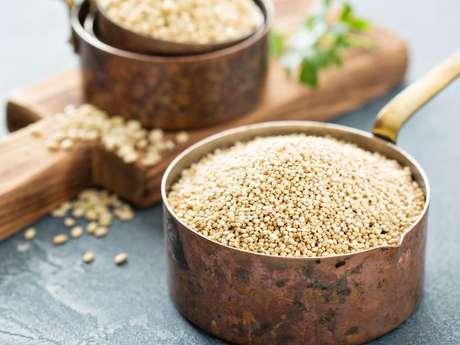 """Conférence-Projection: """"Quinoa, Prenez-en de la Graine!"""""""
