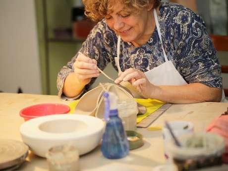 Atelier Nathalie ANDRIS - Céramique d'art