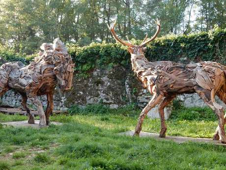 Patrick Mederic Sculpteur - Atelier Galerie Sculpture