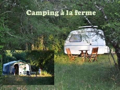 Camping à la Ferme Les Petits Equins