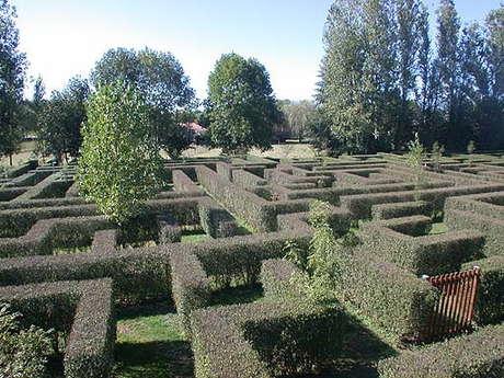 """Labyrinthe """"Le Minotaure"""""""