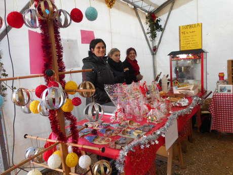 Marché de Noël à Salviac