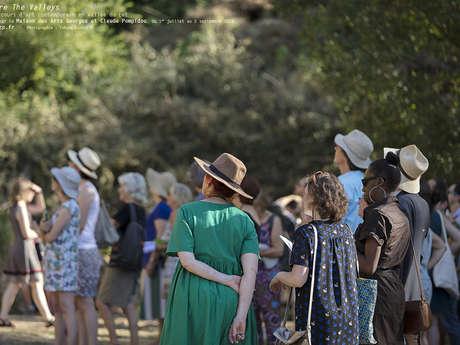"""***ANNULE***Inauguration Parcours d'Art Contemporain en Vallée du Lot """"Faire Ensemble"""""""