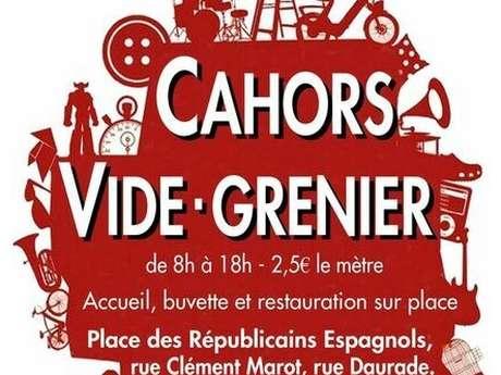 Vide-Grenier à Cahors